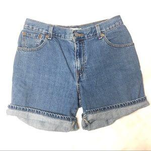 Vintage Levi's 550 High Rise Mom Jeans Sz 8